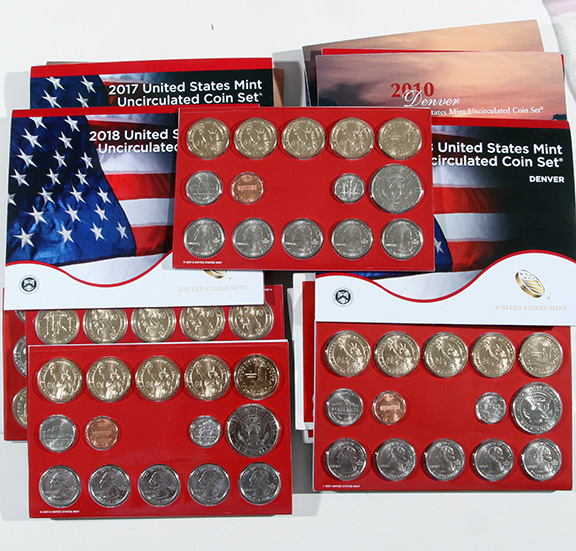 Rare Proof Coins and others, Fine Military-Modern- And Long Guns- A St. Louis Cane Collection - 3_1.jpg