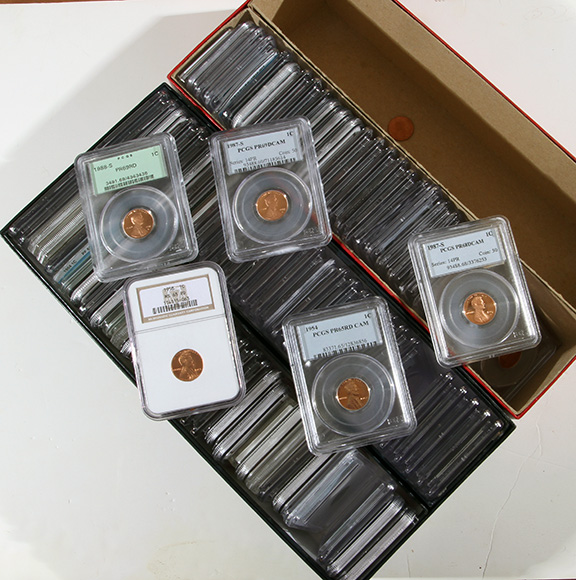 Rare Proof Coins and others, Fine Military-Modern- And Long Guns- A St. Louis Cane Collection - 49_1.jpg