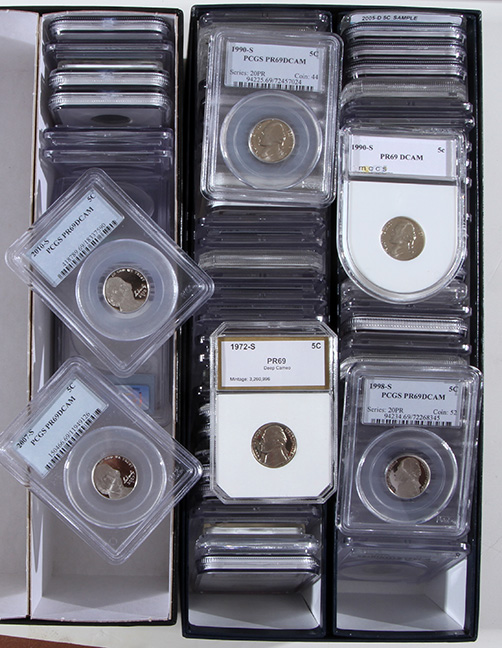Rare Proof Coins and others, Fine Military-Modern- And Long Guns- A St. Louis Cane Collection - 51_1.jpg