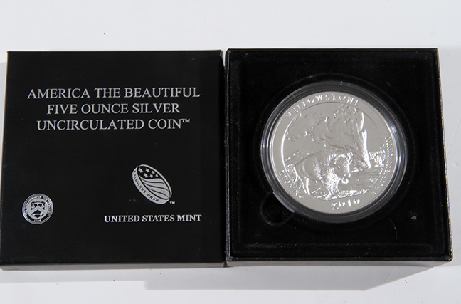 Rare Proof Coins and others, Fine Military-Modern- And Long Guns- A St. Louis Cane Collection - 52_1.jpg