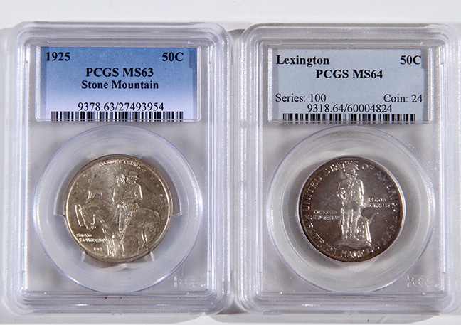 Rare Proof Coins and others, Fine Military-Modern- And Long Guns- A St. Louis Cane Collection - 53_1.jpg