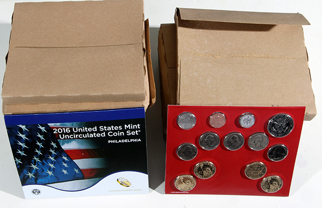 Rare Proof Coins and others, Fine Military-Modern- And Long Guns- A St. Louis Cane Collection - 55_1.jpg