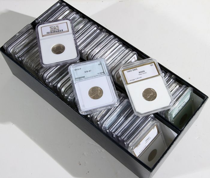 Rare Proof Coins and others, Fine Military-Modern- And Long Guns- A St. Louis Cane Collection - 59_1.jpg