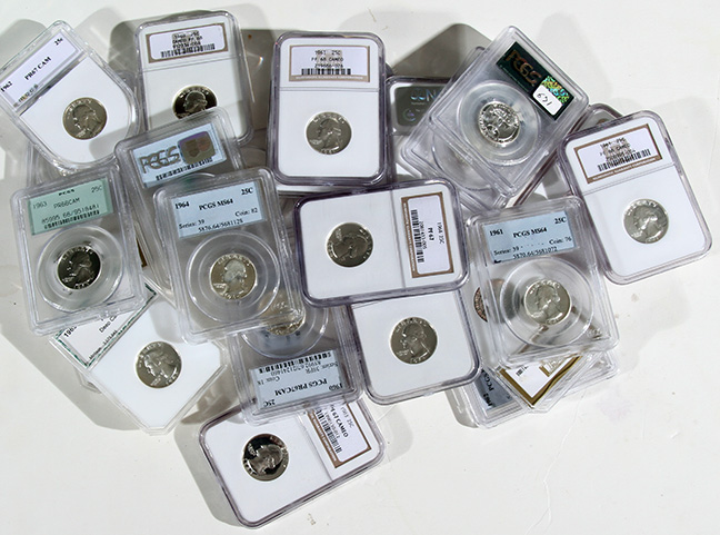 Rare Proof Coins and others, Fine Military-Modern- And Long Guns- A St. Louis Cane Collection - 68_1.jpg