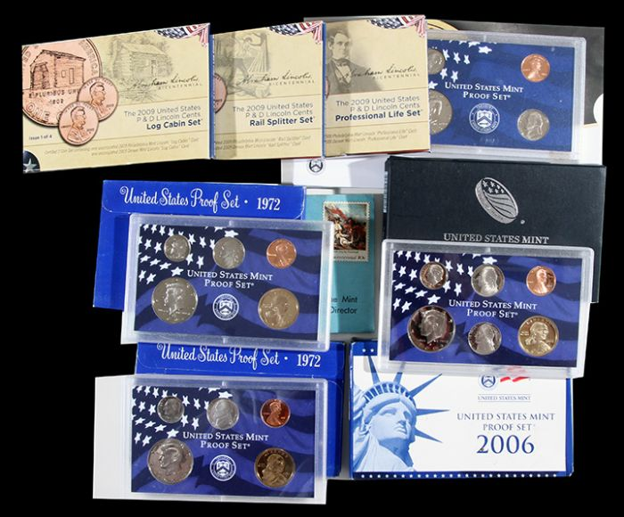 Rare Proof Coins and others, Fine Military-Modern- And Long Guns- A St. Louis Cane Collection - 6_1.jpg