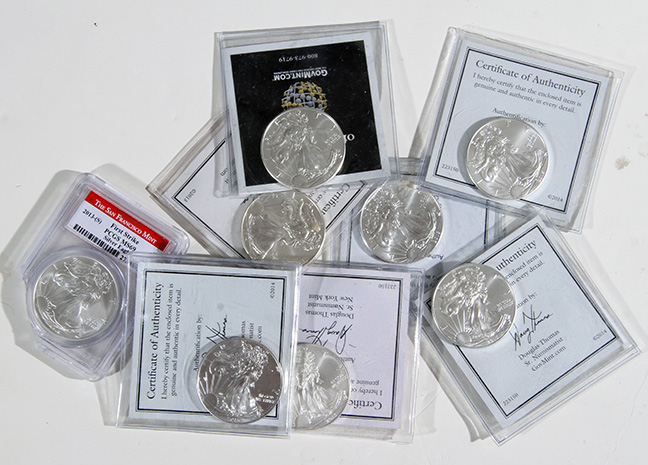 Rare Proof Coins and others, Fine Military-Modern- And Long Guns- A St. Louis Cane Collection - 78_1.jpg