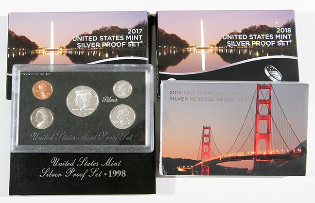 Rare Proof Coins and others, Fine Military-Modern- And Long Guns- A St. Louis Cane Collection - 7_1.jpg