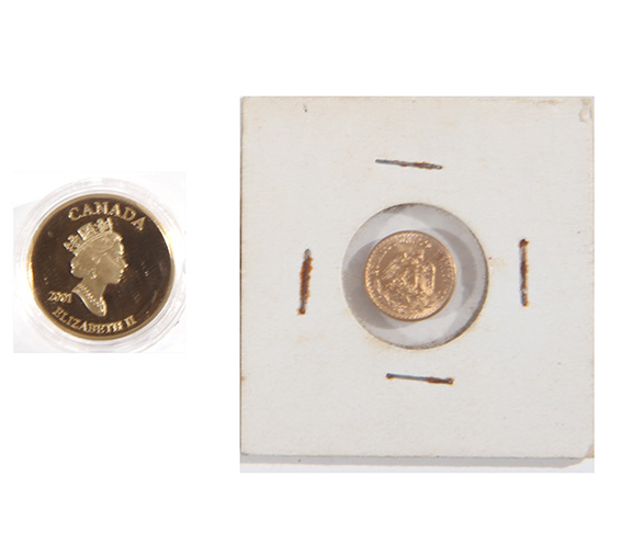 Rare Proof Coins and others, Fine Military-Modern- And Long Guns- A St. Louis Cane Collection - 85_1.jpg