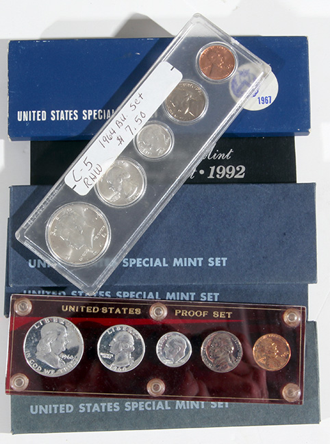 Rare Proof Coins and others, Fine Military-Modern- And Long Guns- A St. Louis Cane Collection - 92_1.jpg