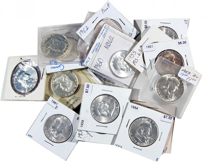 Rare Proof Coins and others, Fine Military-Modern- And Long Guns- A St. Louis Cane Collection - 98_1.jpg
