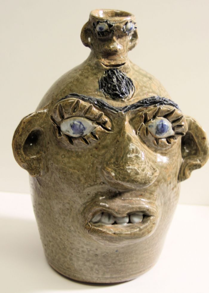 Ted and Ann Oliver Outsider- Folk Art and Pottery Lifetime Collection Auction - 136.jpg.JPG
