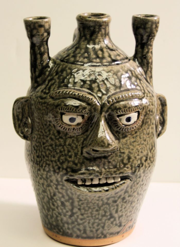 Ted and Ann Oliver Outsider- Folk Art and Pottery Lifetime Collection Auction - 16.jpg.JPG