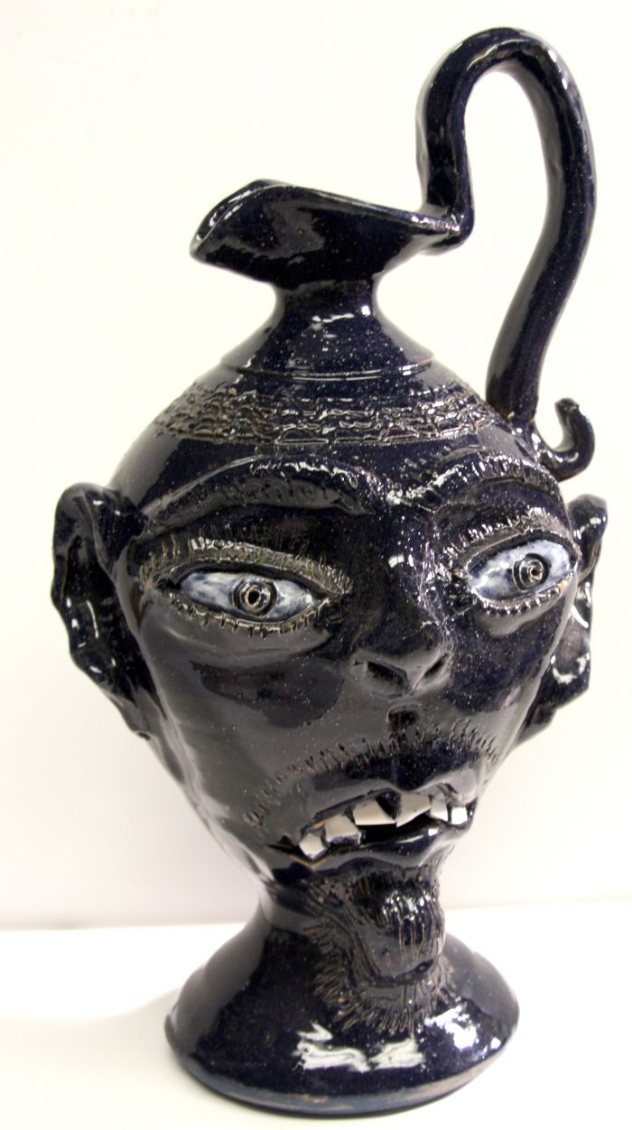 Ted and Ann Oliver Outsider- Folk Art and Pottery Lifetime Collection Auction - 64.jpg.JPG