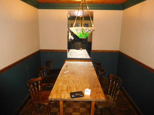Peerless Restaurant- Furnishings, Kitchen- Architectural--Lighting and More - DSCN0037.JPG