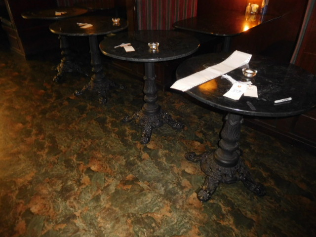 Peerless Restaurant- Furnishings, Kitchen- Architectural--Lighting and More - DSCN0044.JPG