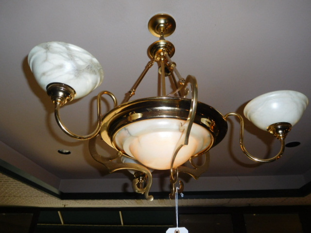 Peerless Restaurant- Furnishings, Kitchen- Architectural--Lighting and More - DSCN0045.JPG