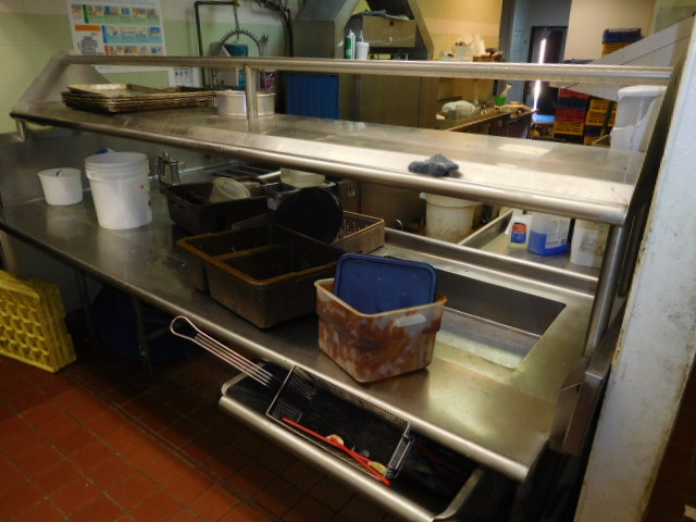 Peerless Restaurant- Furnishings, Kitchen- Architectural--Lighting and More - DSCN0076.JPG