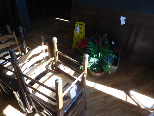 Peerless Restaurant- Furnishings, Kitchen- Architectural--Lighting and More - DSCN9994.JPG