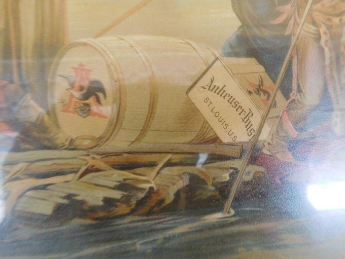 Ralph Van Brocklin Estate- Bottles- Post and Trade cards--Mini Jugs and other advertising - DSCN9653.JPG