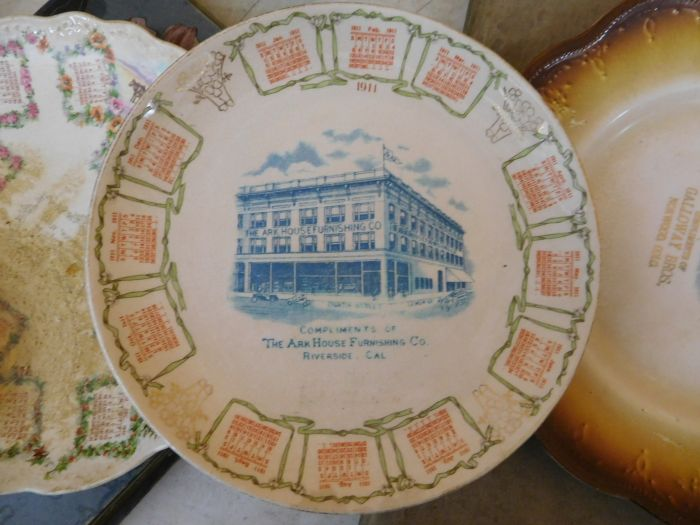 Ralph Van Brocklin Estate- Bottles- Post and Trade cards--Mini Jugs and other advertising - DSCN9657.JPG