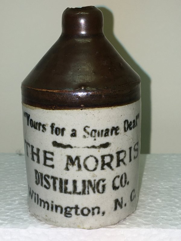 Ralph Van Brocklin Estate- Bottles- Post and Trade cards--Mini Jugs and other advertising - IMG_2458.JPG