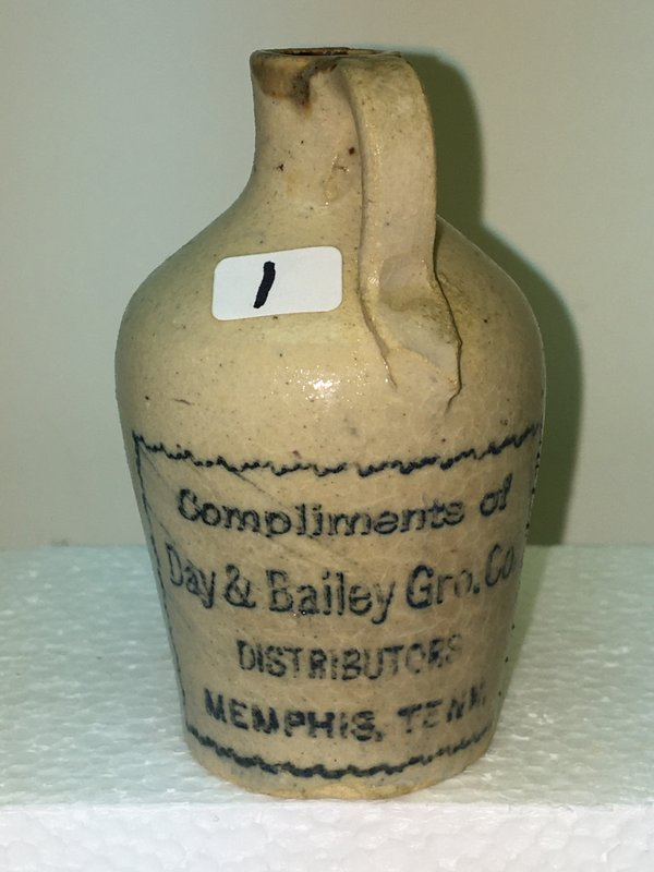 Ralph Van Brocklin Estate- Bottles- Post and Trade cards--Mini Jugs and other advertising - IMG_2720.JPG