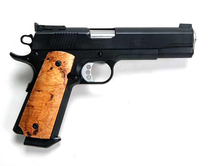 Mr. Terry Payne Custom Pistol,  Collectible Pistols, Long Guns, 50 Year Collection Online Auction  - 22_1.jpg