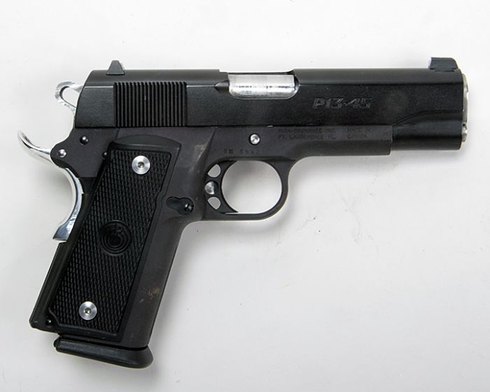 Mr. Terry Payne Custom Pistol,  Collectible Pistols, Long Guns, 50 Year Collection Online Auction  - 27_1.jpg