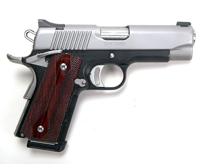 Mr. Terry Payne Custom Pistol,  Collectible Pistols, Long Guns, 50 Year Collection Online Auction  - 30_1.jpg