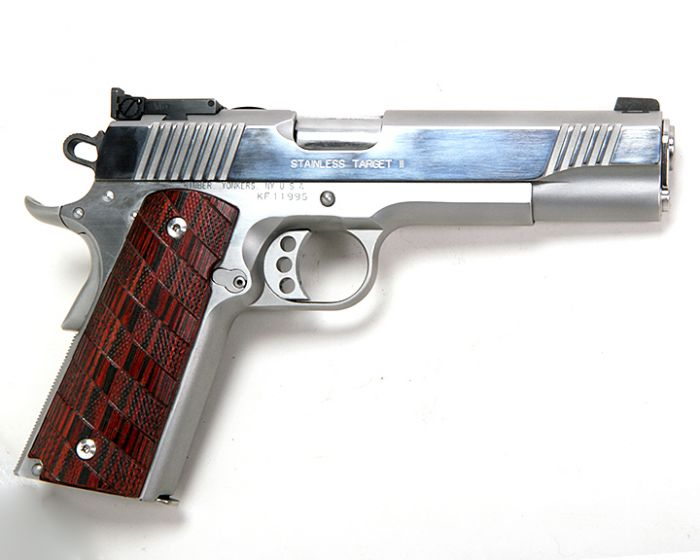 Mr. Terry Payne Custom Pistol,  Collectible Pistols, Long Guns, 50 Year Collection Online Auction  - 33_1.jpg