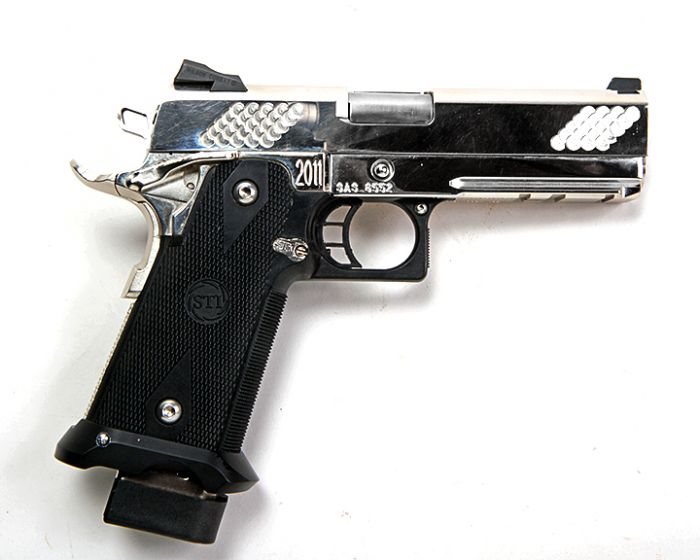 Mr. Terry Payne Custom Pistol,  Collectible Pistols, Long Guns, 50 Year Collection Online Auction  - 35_1.jpg