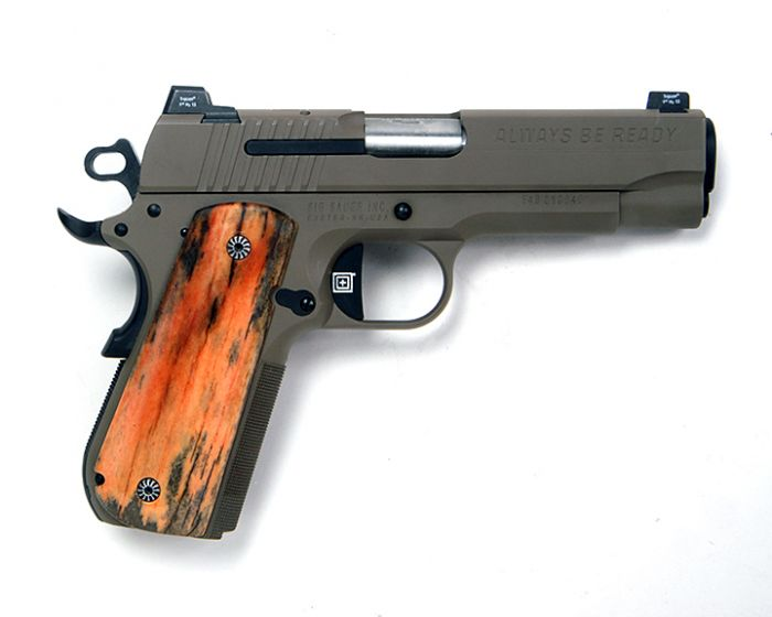 Mr. Terry Payne Custom Pistol,  Collectible Pistols, Long Guns, 50 Year Collection Online Auction  - 38_1.jpg