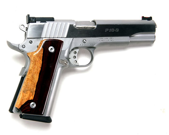 Mr. Terry Payne Custom Pistol,  Collectible Pistols, Long Guns, 50 Year Collection Online Auction  - 3_1.jpg