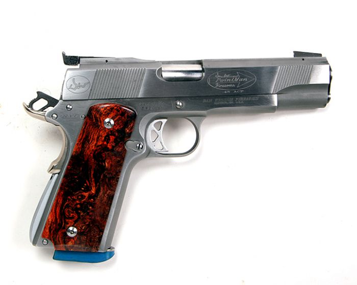 Mr. Terry Payne Custom Pistol,  Collectible Pistols, Long Guns, 50 Year Collection Online Auction  - 50_1.jpg