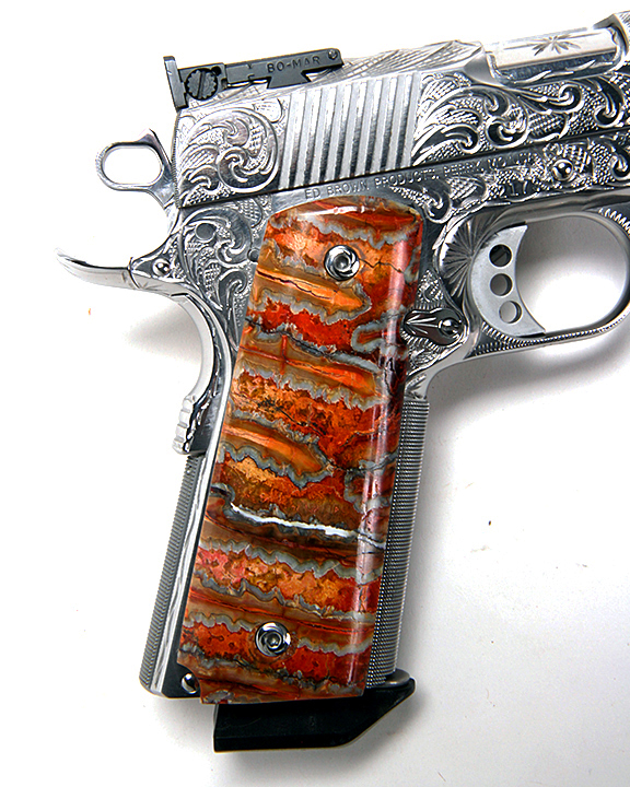 Mr. Terry Payne Custom Pistol,  Collectible Pistols, Long Guns, 50 Year Collection Online Auction  - 9_3.jpg
