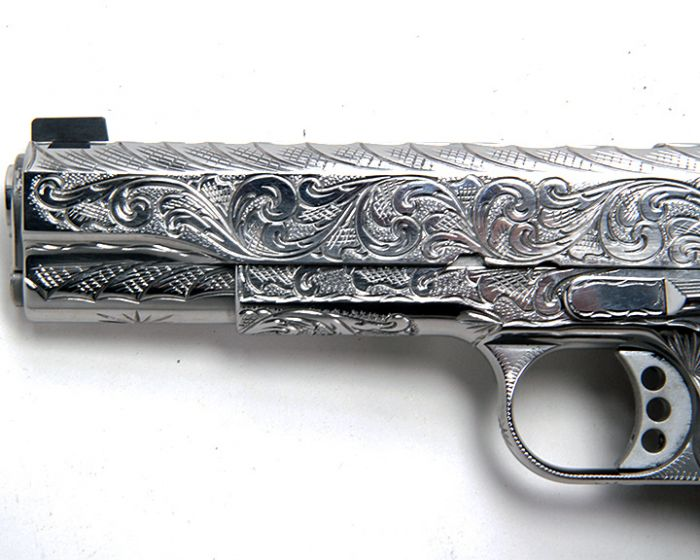 Mr. Terry Payne Custom Pistol,  Collectible Pistols, Long Guns, 50 Year Collection Online Auction  - 9_5.jpg