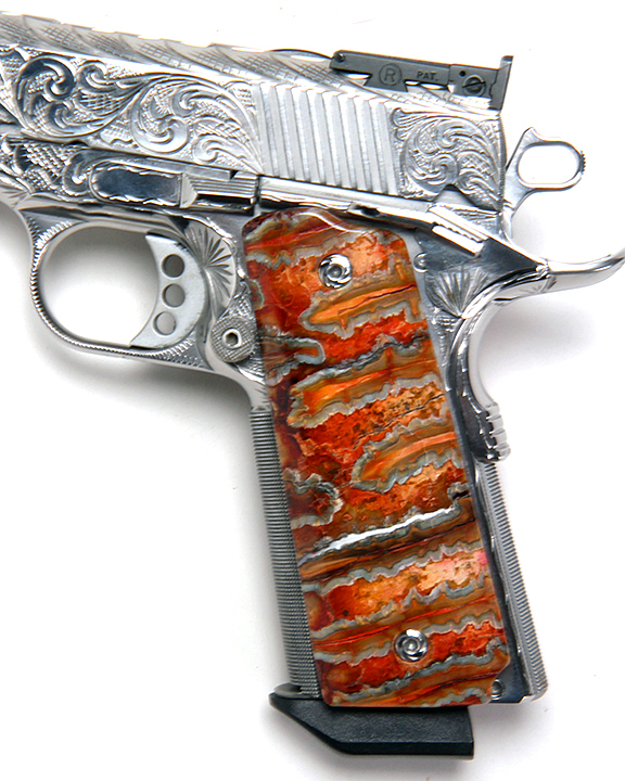 Mr. Terry Payne Custom Pistol,  Collectible Pistols, Long Guns, 50 Year Collection Online Auction  - 9_6.jpg